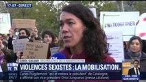 """""""Les femmes minimisent elles-mêmes leurs histoires"""", selon l'organisatrice de la manifestation contre les violences sexistes #MeToo"""