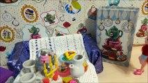 Мультики с куклами Барби и Эвер Афтер Хай В поисках Мультфильм Barbie Плей До Play Doh Куклы Шоу 42