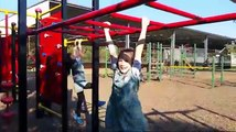Picking Kids Up From School (Livestream #4) School Playground Fun School Games Kids Toy Family Video