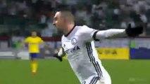 Michał Kucharczyk Goal HD - Legia 2-0 Arka Gdynia 29.10.2017