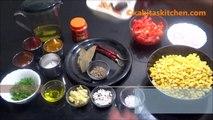 Chana Dal Fry Recipe ,  Delicious Dal Fry ,  Cholar Dal ,  Dal Recipe by kabitaskitchen