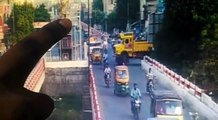 India's New Spectator Sport... BUS BOWLING