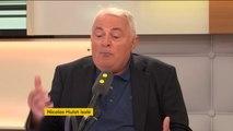 """Hulot : """"Macron perdrait beaucoup si Hulot s'en allait"""", estime Laurent Mauduit"""