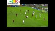 l'attaquant de Bologne,  Federico Di Francesco réussit un dribble extraordinaire