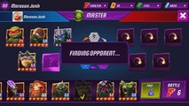 TMNT Legends PVP​​ 340 (Raphael Legend, Mikey Vision, Leonardo LARP, Donatello Movie)