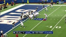 Buffalo Bills quarterback Tyrod Taylor explodes to the goal line, beats Raiders for TD
