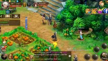Fantasy of the Storm   Fantasy Land   Zeon   Storm Fantasy MMORPG Gameplay iOS   Android