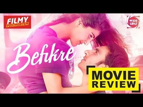 Befikre Movie Review   Ranveer Singh   Vaani Kapoor   Aditya Chopra   Wide Lens