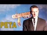 Comedy Time - April Fools Joke: PETA