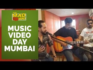 The MAD NoMAD Ep# 017  Music Video Shoot | The music video creator