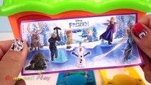 Animal Farm Playset Surprise Toys Learn Colors Kinder Surprise Kinder Joy Play Doh Peppa Pig Molds