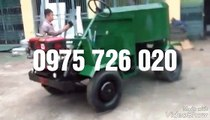 Xe ( máy) trộn bê tông ( máy trộn bê tông tự hành ) 6 bao 9 bao 1 cầu 2 cầu trợ lực tay lái _ Lạc Hồng