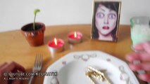 EATING FIRE!!! Kluna Tik Dinner #76 _ ASMR eating sounds no talk-1mOniTh87yw