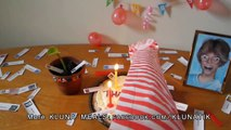 100 000 Subscribers for Kluna & Charlie!!! - Kluna Tik Dinner #15 _ ASMR eating sounds no talk-zU9wXhmGnx0