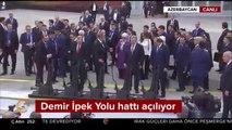 """""""Bakü-Tiflis-Kars Demiryolu"""" hattı"""