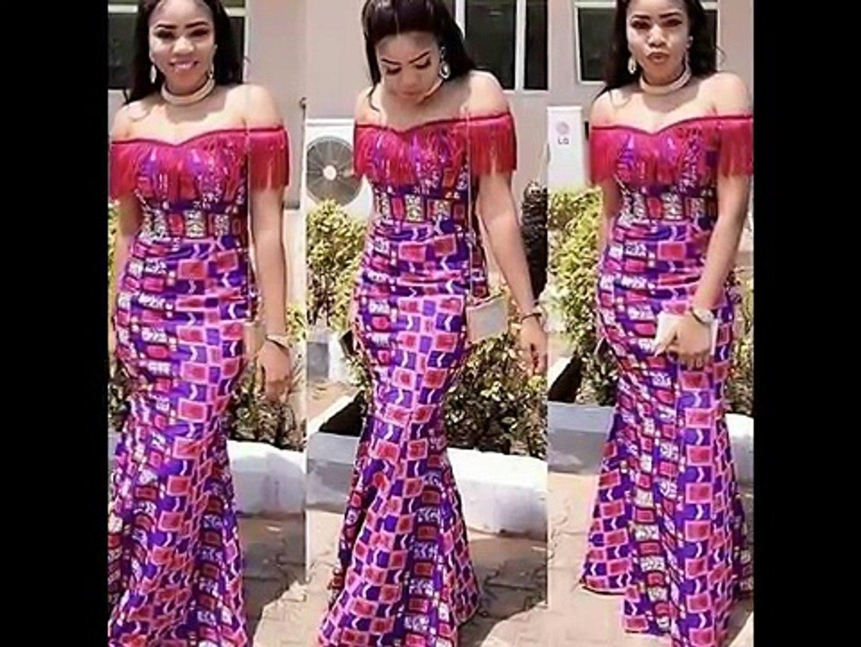 Ankara Fashion Dresses : Wonderful Fashion Styles
