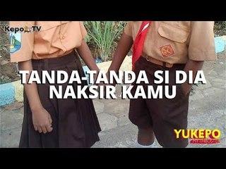 TANDA ORANG NAKSIR KITA!!! || 5 MITOS ZAMAN SD #YukepoMythbuster