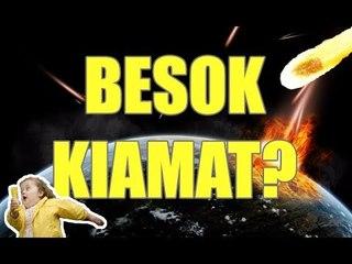 BESOK KIAMAT? #YukepoHoaxbuster