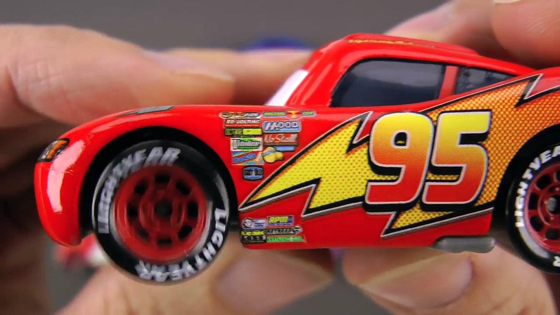 Otomobil Kamyon Çocuklar için Fan Favori # Çocuk Disney Pixar Cars için 1 adet Video