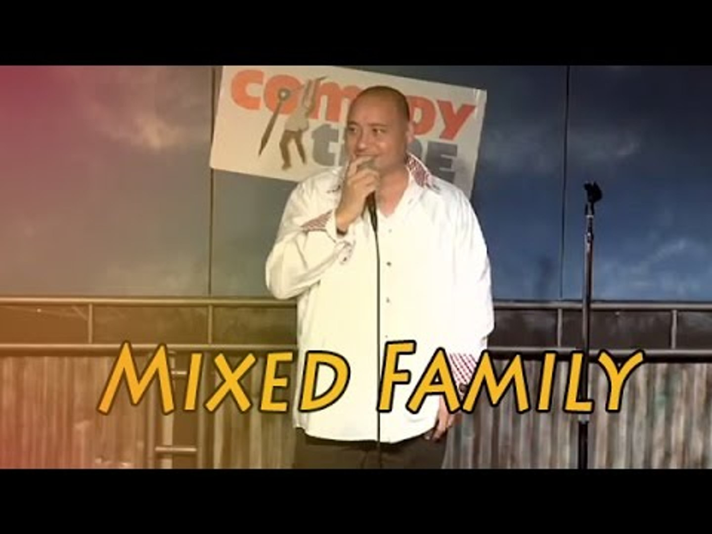 Mixed Family (Stand Up Comedy)