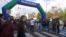 Muğla Dalaman Yeşil Elmas Bisiklet Festivali Bitti