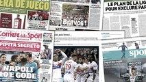 La presse catalane chambre le Real Madrid, Mourinho dans le doute pour Pogba