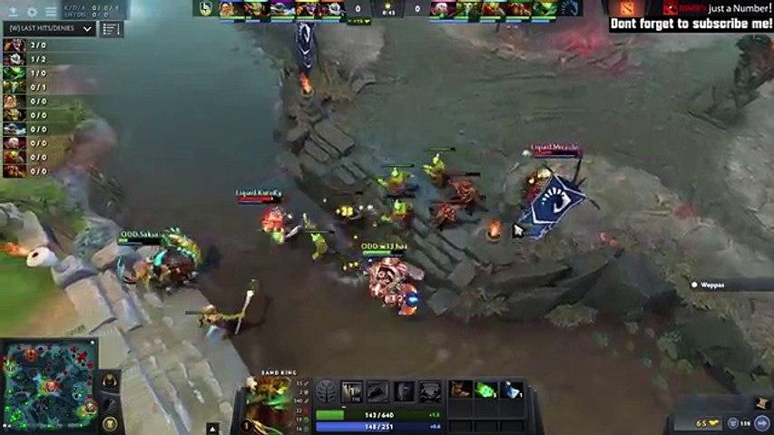 26.Dota 2 LIVE - Team Liquid(Miracle) vs Planet ODD -- Grand FinaL -- Best of 5 -- Dota 2 Tournament_clip6 | Godialy.com