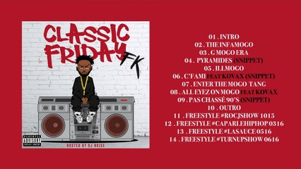 FK - Classic Friday (Album complet)