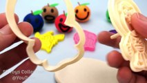 Play Doh Apple Learn Colors Ice Cream Paw Patrol Pikachu Mold Nursery Rhymes Power Rangers Toy Story