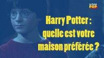Harry Potter : quelle est votre maison préférée ?