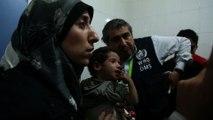 Syrie: un convoi d'aide entre dans la Ghouta orientale assiégée