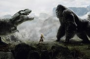 King Kong Movie ,  King Kong Fight For Beauty ,  King King Movie Best Scene