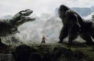 King Kong Movie ,  King Kong Fight For Beauty ,  King King Movie Best Scene