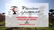 Pepinières Gaurrat - Pépinière traditionnelle et paysagistes à Buros