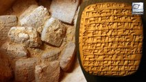 Mysterious 3,250-Year-Old Assyrian Tablets FOUND!