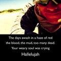Veteran Rewrites Lyrics For 'Hallelujah'