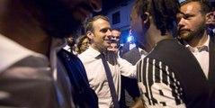 Quand Emmanuel Macron reconnaît l'odeur de cannabis - ZAPPING ACTU DU 30/10/2017