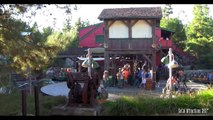 [HD] Grizzly River Run Rapids Ride - 2 DROPS! - Disneyland - California Adventure - Rapid Ride