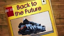 LEGO 21103 樂高回到未來時光車 Back to the Future The DeLorean time machine