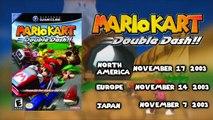 MARIO KART DOUBLE DASH! - Mario Kart Retrospective