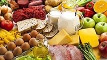 LOS 7 ALIMENTOS CON MÁS PROTEÍNA - alimentacion sana, dieta proteínas [720p]