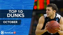 7DAYS EuroCup Top 10 Dunks of October!