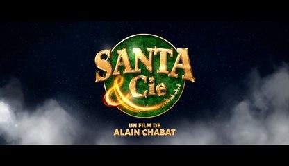 Santa & Cie (Alain Chabat, 2017) : bande annonce HD