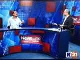 News Line With Saud Zafar - Deputy Mayor Karachi Arshad Vohra joins Pak Sarzameen Party