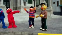 Sesame Street taking over Universal Studios Singapore