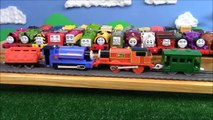 Worlds Strongest Engine 55! Mega - 32 Engines Compete! Thomas and Friends Competition!