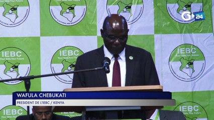 Kenya: Uhuru Kenyatta remporte la présidentielle avec 98,2%