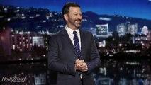 Jimmy Kimmel Talks Fears About Trump & How He Will Address Harvey Weinstein at Oscars   THR News