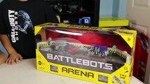 THERES NO CRYING IN BATTLEBOTS!! (battlebots arena)
