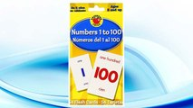 Download PDF Numbers 1 to 100 Flash Cards: Numeros del 1 al 100 (Brighter Child Flash Cards) FREE
